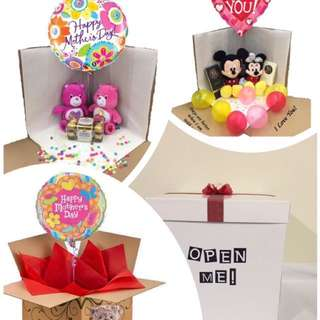 #Huat50sale Surprise Balloon Box for any occasion!