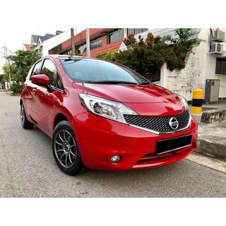 Nissan Note 1.2 Auto DIG-S