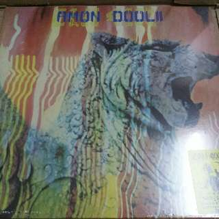 Vinyl Record / LP (Sealed): Amon Düül II ‎– Wolf City - Krautrock, U.S. 2014 Pressing, Coloured Vinyl, Gatefold Sleeve, CLP1587