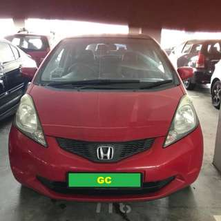 Honda Fit THE CHEAPEST RENT AVAILABLE FOR Grab/Uber