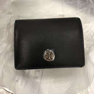 Tory Burch mini wallet 卡套 黑包正品