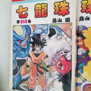 Dragon Ball comics
