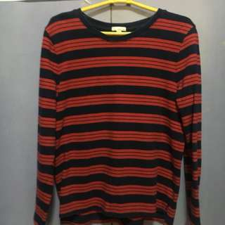 Gap striped pullover