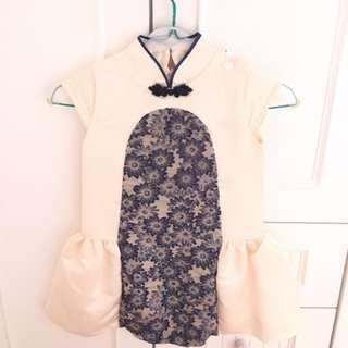 Piccaluna Qibao Blue Dress sz M