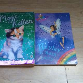 Rainbow magic, Magic Kitten & Nipper & Co