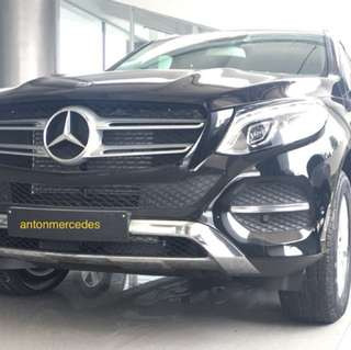 Clearance Stock Mercedes-Benz GLE 250 d