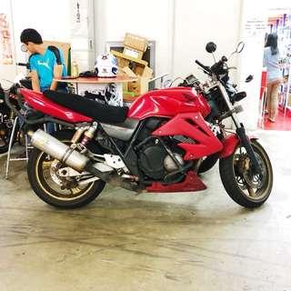 Honda CB400 Spec 1 / Super 4