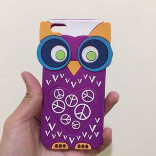 Owl case for Iphone 5/ 5s