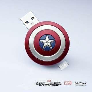 Captain America USB OTG