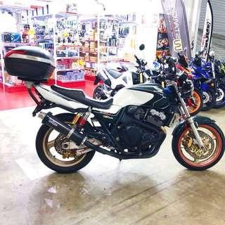 Honda CB400 / Super 4 Spec 1