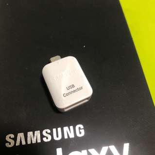 Samsung 原裝USB Connector