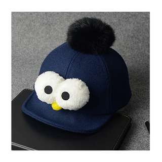 Elmo Baseball Hat - Navy