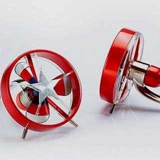 Mini fan blower captain America