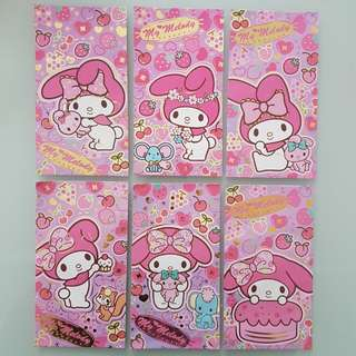 Red packets (My Melody)