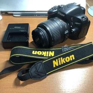 Nikon D5100 set