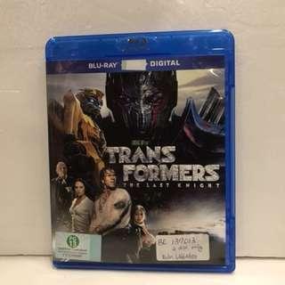 TRANSFORMER - THE LAST KNIGHT