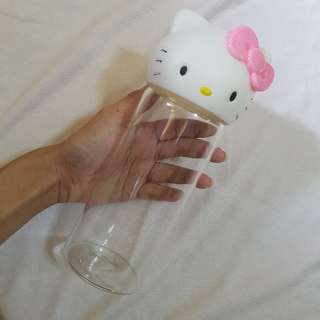 Hello Kitty Glass Tumbler