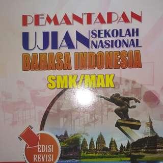 PEMANTAPAN UJIAN SEKOLAH NASIONAL BAHASA INDONESIA SMA/SMK  EDISI REVISI  Dra. Sri Gantini, M.Pd. Dra. Hj. Atin Sri Rahayu  H U P