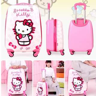 (Hello Kitty)free delivery luggage