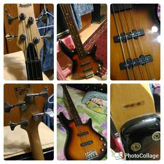For sale fretless bass