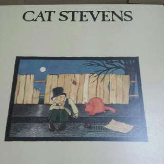 Vinyl Record / LP: Cat Stevens ‎– Teaser And The Firecat - 2008 European Pressing, Back To Black Audiophile