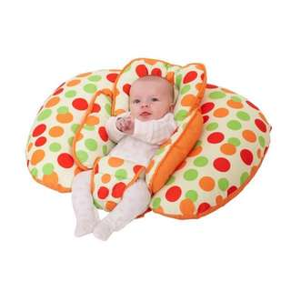 10 in 1 Nursing Feeding Pillow / Baby Seat / Baby support / Baby Couch / Tummy Time Pillow