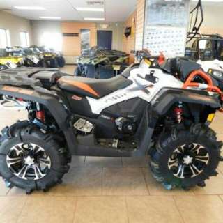 Motor atv can am outlander rx 1000cc