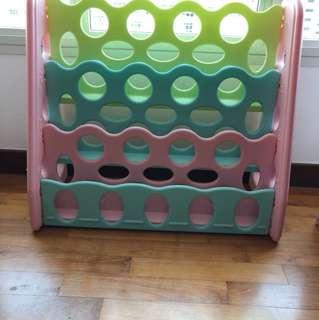 Kids Book racks 3 tier