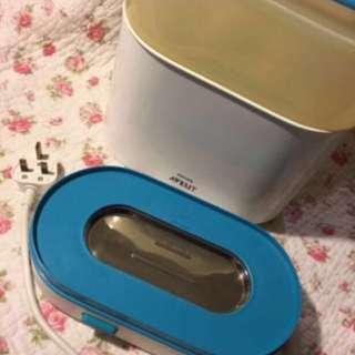 蒸奶樽機奶樽消毒器milk bottle sterilizer steamer