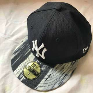 New Era 59 Fifty cap 帽