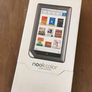Nook Color