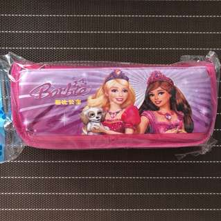 Barbie princess pencil case