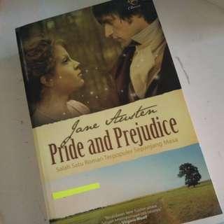 Novel Pride and Prejudice