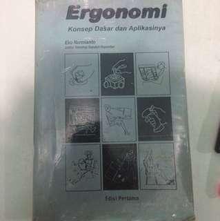 Buku Ergonomi