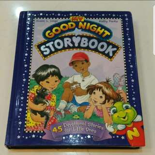 My Good Night Storybook By Kathy Park