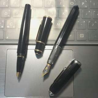 🚚 Cartier卡地亞鋼筆 鋼珠筆