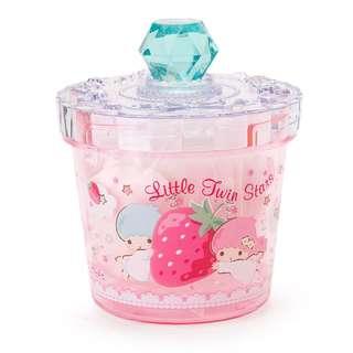 日本代購 sanrio 專門店 2018年 2月 little twin stars 草莓系列 糖果 盒
