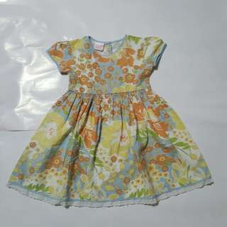 Rustan's dress for 4 year old