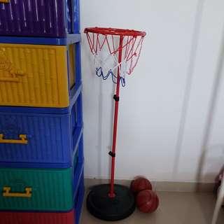Basket ball court home