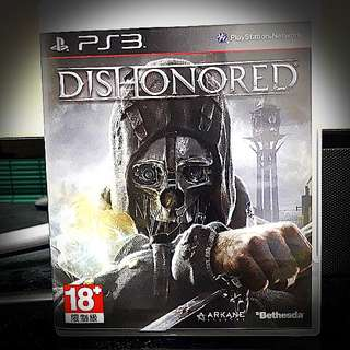PS3 @ Dishonored