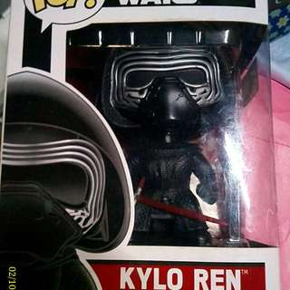 Star Wars Kylo Ren Funko Pop