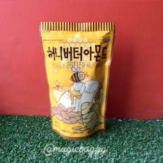 Honey Almond Ori From Korea