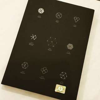 [WTS]EXO EX'ACT ALBUM(CHINESE VER.)