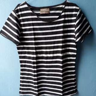 zara striped shirt original
