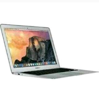 Kredit laptop Apple Macbook Air 13MQD42 proses cepat hasil acc tunggu 3 menit