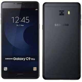 Samsung Galaxy C9 Pro. Promo Kredit Easy 20