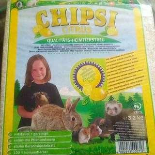 Chipsi Wood Shavings Chips 3.2 KG