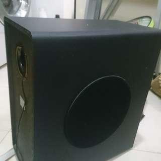 Philips sub woofer speaker