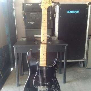 Tokai silver star electric guitar