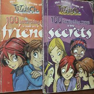The secret books of Witch